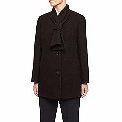 Eastex - Boucle Scarf Coat