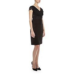 Kaliko - Peplum Lace Dress