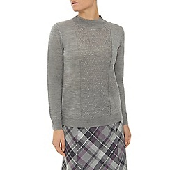 Eastex - Cable Turtle Neck Sweater