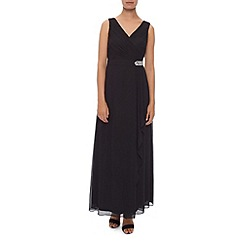 Kaliko - Waterfall Maxi Dress