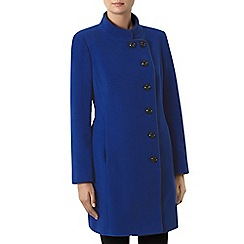 Windsmoor - Cobalt Funnel Mid Wool Coat