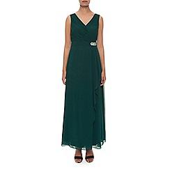Kaliko - Waterfall Maxi Dress