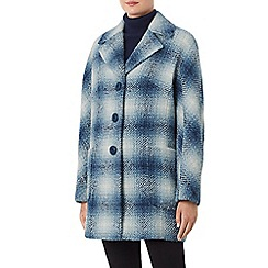 Windsmoor - By Paul Costelloe soho square check coat