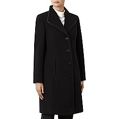 Windsmoor - Black Mid Wool Coat