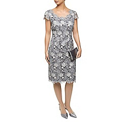Jacques Vert - 3 Colour Lace Dress
