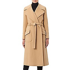Windsmoor - By Paul Costelloe windsor camel belted coat