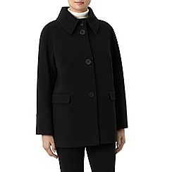Windsmoor - Black Short Wool Coat