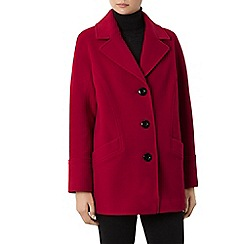 Windsmoor - Red Short Wool Coat