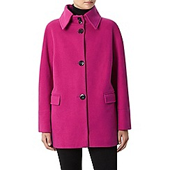 Windsmoor - Fuschia Short Wool Coat