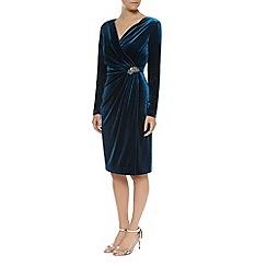 Jacques Vert - Petite Velvet Dress