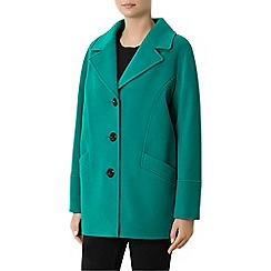 Windsmoor - Green Short Wool Coat
