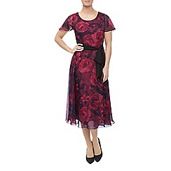 Jacques Vert - Cationic rose print dress