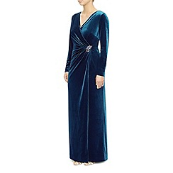 Jacques Vert - Velvet Maxi Dress