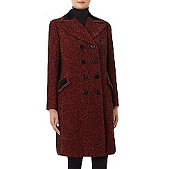 Windsmoor - Cambridge Red Tweed Coat