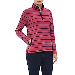 Dash - Stripe Funnel Neck