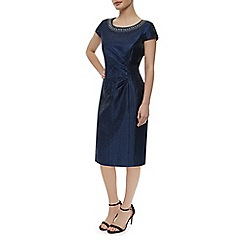 Precis Petite - Occasion Wear Navy Dress