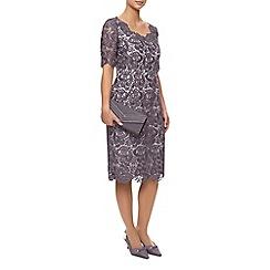 Jacques Vert - Contrast Lace Dress