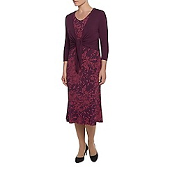 Eastex - Blossom Silhouette 2 In1 Dress