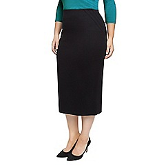 Windsmoor - Black Ponte Skirt