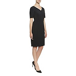 Planet - Black crepe dress