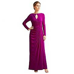 Jacques Vert - Jersey Elegant Evening Dress