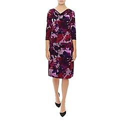 Kaliko - Printed Jersey Dress