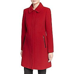 Planet - Red Seam Detail Coat