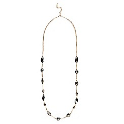 Jacques Vert - Long beaded necklace