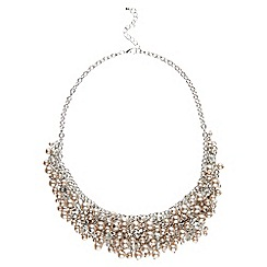 Jacques Vert - Pearl scatter necklace