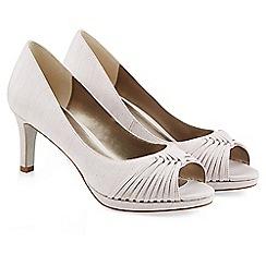 Jacques Vert - Woven Detail Shoe