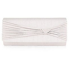 Jacques Vert - Woven Detail Clutch Bag