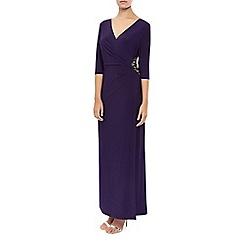 Planet - 3/4 Slv Maxi Dress
