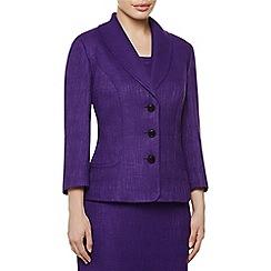 Precis Petite - Purple Jacket