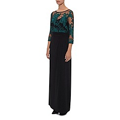 Kaliko - Lace Top Maxi Dress