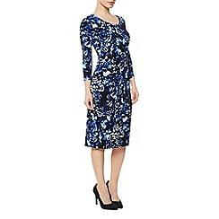 Precis Petite - Floral Print Jersey Dress