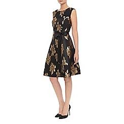 Kaliko - Rose Jacquard Prom Dress