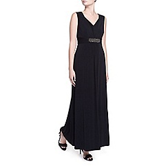 Kaliko - Black Maxi Dress