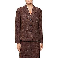 Eastex - Tweed Collar Rever Jacket