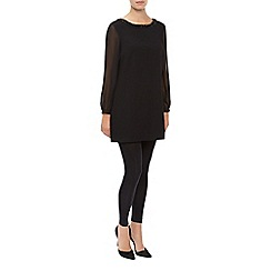 Planet - Black Beaded Tunic