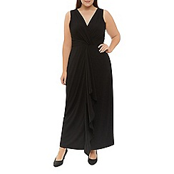 Windsmoor - Black Maxi Dress