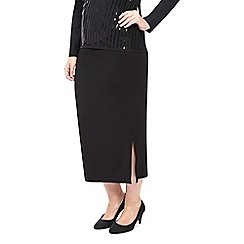 Windsmoor - Black Jersey Skirt
