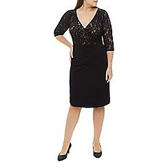 Windsmoor - Black Lace Dress