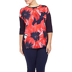 Windsmoor - Rose placement top