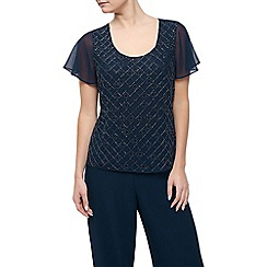 Jacques Vert - Petite Cicles Beaded Top