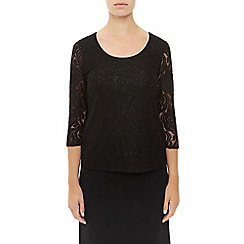 Kaliko - Rose Lace Top