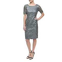 Precis Petite - All Over Sequin Dress