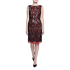 Kaliko - Double Layer Heavy Lace Dress