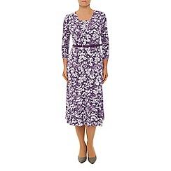 Eastex - Florence Print Dress