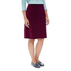 Dash - Velveteen Skirt