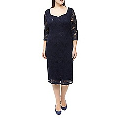Windsmoor - Midnight Lace Dress